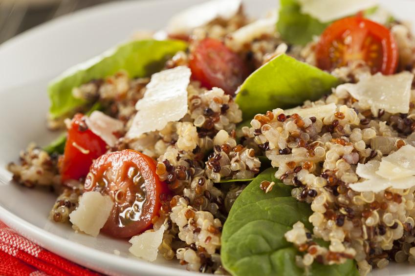 Ricetta Quinoa Con Tonno E Verdure.Insalata Di Quinoa E Tonno Laura Ferrero Dietologia E Medicina Estetica