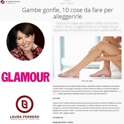 Pubblicazioni Riviste Quotidiani E Interviste Tv Dott Laura Ferrero Dietologa Torino