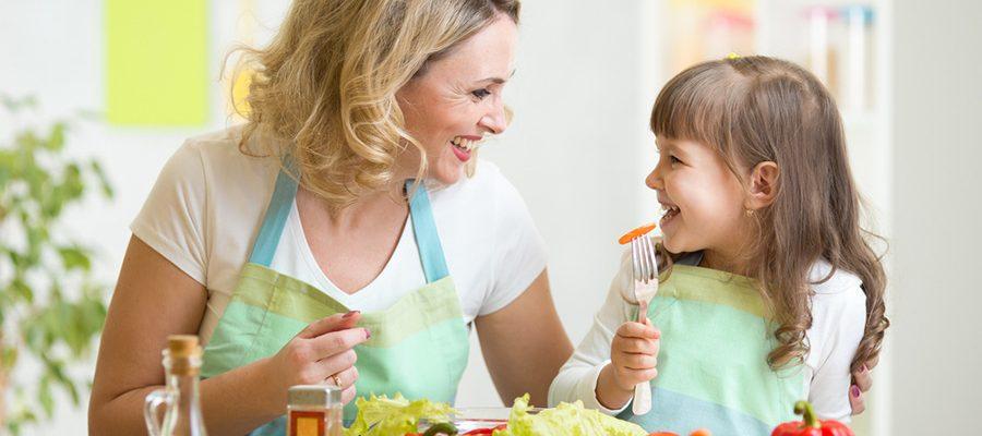 programma di dieta per atleti bambini